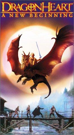 Dragonheart: New Beginning [VHS]