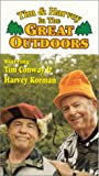 Tim and Harvey in the Great Outdoors [VHS]