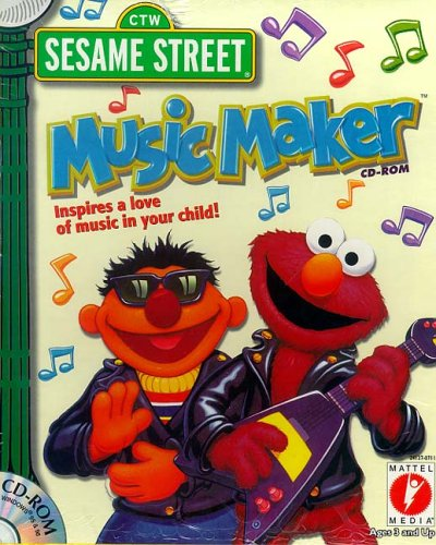Sesame Street Music Maker