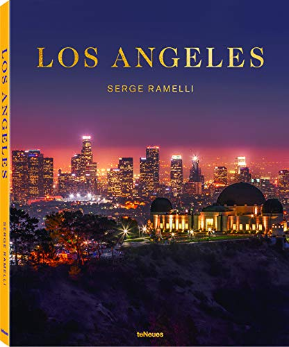 """Photographer Serge Ramelli turns his lens on the vast and complex coastal metropolis of Los Angeles, whose name """"City of Angels"""" reflects its Spanish-Mexican influence, although it is most familiarly and affectionately known by its acronym: """"LA."""" Des..."""