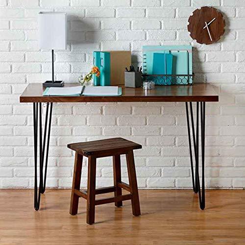 CARPETE Hair pin Legs 24'' - Modern Metal Furniture Table Legs-Matte Black - 1/2'' Steel Solid Rod - Set of 4 - Metal Tool Legs by CARPETE (Image #8)