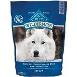 Blue Buffalo Wilderness Grain Free Chicken Recipe Dry Dog Food, 4.5-Pound, My Pet Supplies