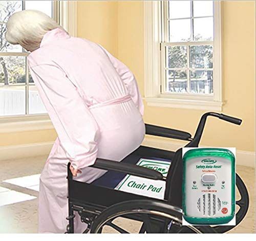 Chair Alarm and Chair Exit Pad, So You Know When They are Getting Up
