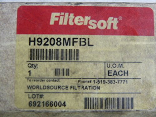 FilterSoft H9208MFBL Hydraulic Filter Element 8.2 290 PSID