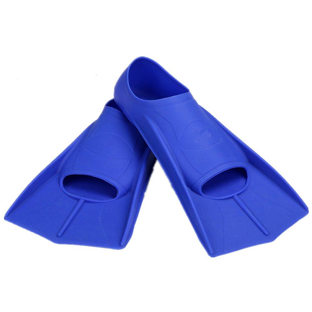 Bleu M DAG-de plein air Supplies Accessoires de Sports de Plein air Palmes de plongée Ultra légères pour activités Aquatiques, idéales pour la Natation, la plongée avec Tuba,