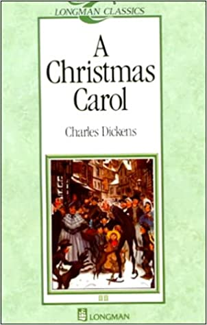Christmas Carol Meaning.A Christmas Carol Longman Classics Amazon Co Uk Charles Dickens