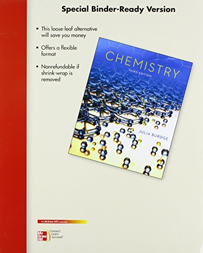 Loose Leaf for Chemistry with Connect Access Card