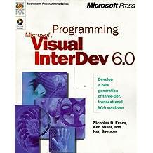 Programming Microsoft Visual InterDev 6.0