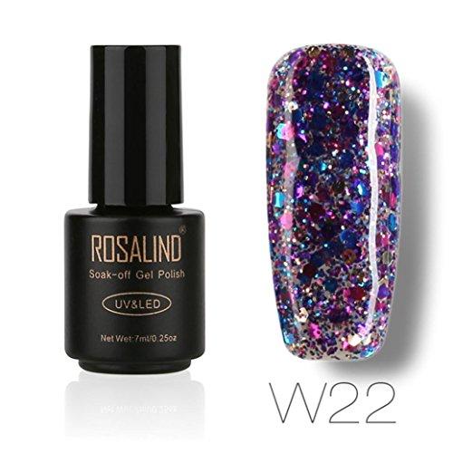 Oksale ROSALIND 7ML Gel Nail Polish Nail Art Nail Gel Polish