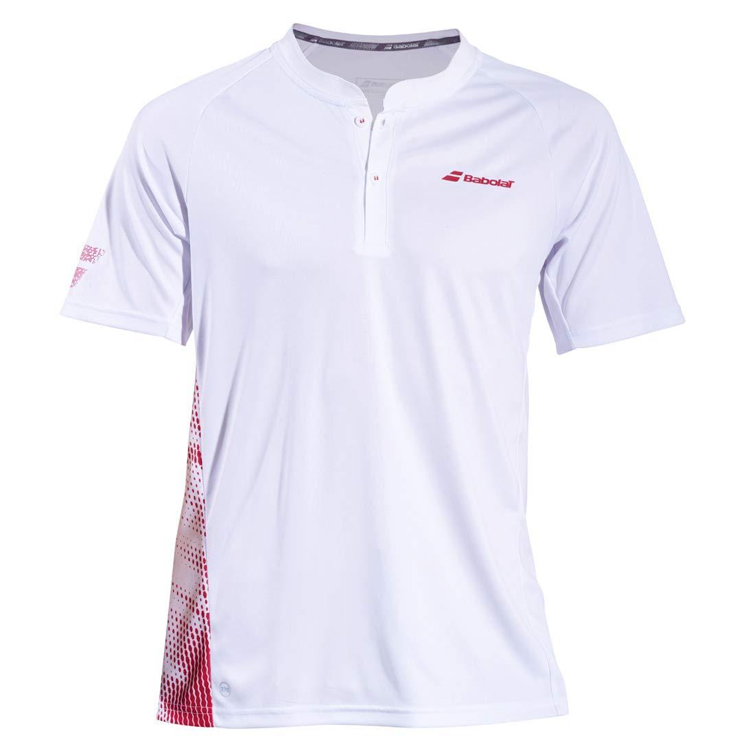 Babolat Maglietta Tennis Uomini Performance Polo