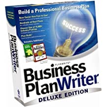 Business Plan Writer Deluxe 8.0 2005