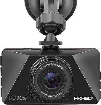 DVR Camera 1080P 170° G-Sensor Dash Cam Akaso C200 Night Vision Car