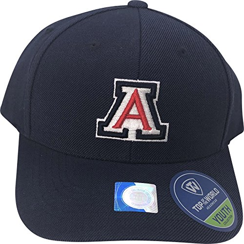 Top of the World NCAA Arizona Wildcats Youth Adjustable Hat -