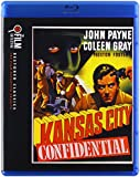 Kansas City Confidential [Blu-ray] [Import]