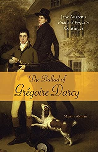 book cover of The Ballad of Gregoire Darcy