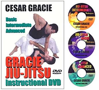 Amazon com: Cesar Gracie Brazilian Jiu-Jitsu & Gracie Jiu
