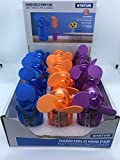 Hand Held Mini Fan available in 3 colours - selected at random