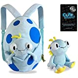 SDCC 2015 Blizzard World of Warcraft: Cute But Deadly Murloc Backpack