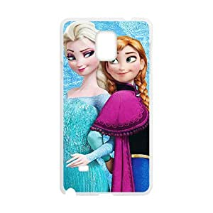 Frozen lovely sister fashion Cell Phone Case for Samsung Galaxy Note4