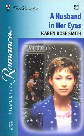 A HUSBAND IN HER EYES - SOULMATES (Silhouette Romance) ebook