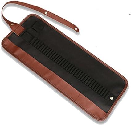 Marco 36/48/72 estuche portátil de tela para lápices 36: Amazon.es: Oficina y papelería