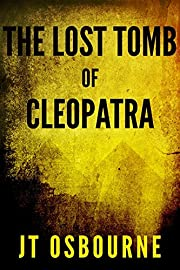 The Lost Tomb of Cleopatra (Brook Burlington Book 1)