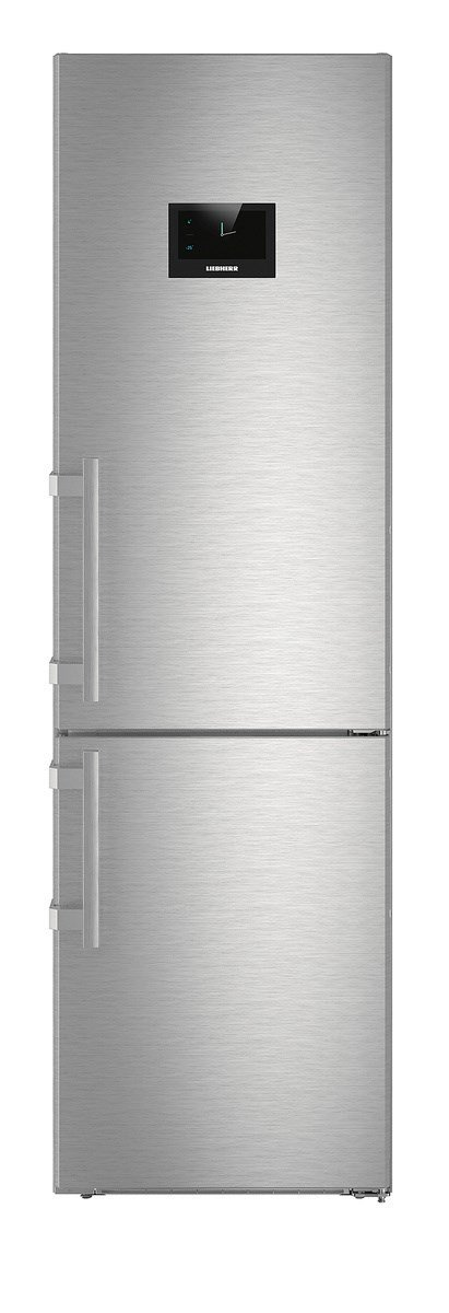 Liebherr Cbnpes 4858 Freestanding 344L A + + + Stainless Steel Fridge And  Freezer   Freestanding Fridge Freezer, Stainless Steel, Right, Touch, TFT,  ... Pictures Gallery