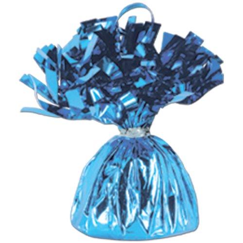 beistle-50804-12-piece-lb-metallic-wrapped-balloon-weights