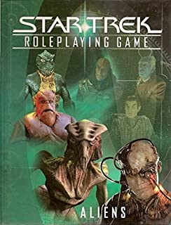 star trek roleplaying game player s guide amazon co uk decipher rh amazon co uk Star Trek PS2 Star Trek RPG