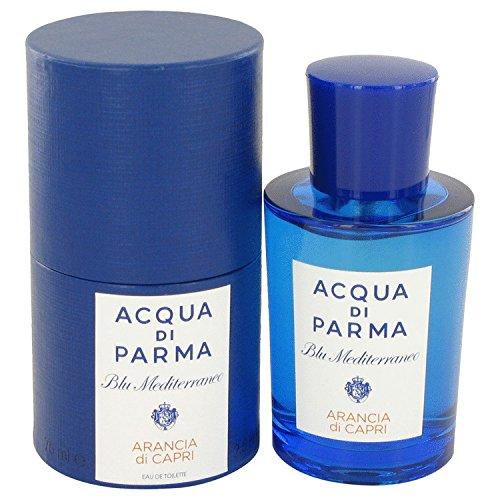 Acqua Di Parma Blu Mediterraneo Arancia Di Capri 2.5 oz Eau de Toilette (Capri Orange Eau De Toilette)