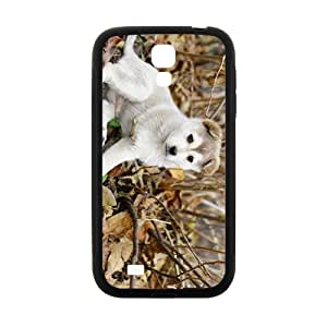 Cute Dog Hight Quality Plastic Case for Samsung Galaxy S4