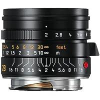 Leica M 28mm f/2 Summicron Aspherical - Black