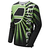 Tenn Mens Breeze MTB/Downhill Cycling Jersey