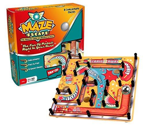 Pin-Ball-Maze-Escape-Game