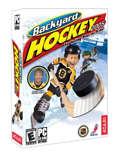 Backyard Hockey 2005 - PC (Games Pc Hockey)