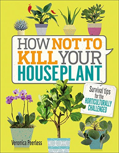 How Not to Kill Your Houseplant: Survival Tips for the Horticulturally Challenged (Care Plants For Succulent)