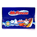 Mr. Freeze Freeze Pops (6 Flavours, 48 x 42ml)