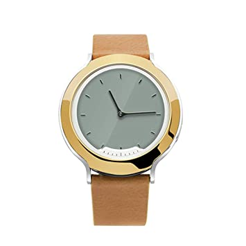Smart watch M6 Cuero Genuino Traditional Smartwatch IP68 ...