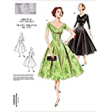 Vogue Patterns V2903 Misses'/Misses' Petite Dress, Size D (12-14-16)