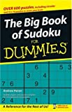 The Big Book of Sudoku for Dummies, Andrew Heron, 0470105380