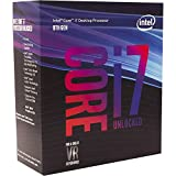 PC Hardware : Intel Core i7-8700K Desktop Processor 6 Cores up to 4.7GHz Turbo Unlocked LGA1151 300 Series 95W
