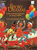 Story Dramas K-3, Sarah Jossart and Gretchen Courtney, 0673363252