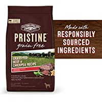Castor & Pollux Pristine Wild-Caught, Free-Range or Grass-Fed Protein Dry Dog Food