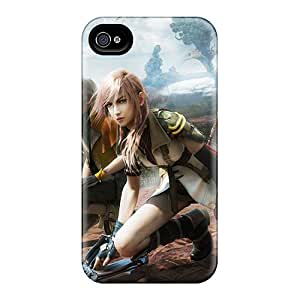 Shockproof/dirt-proof Ff13 Group Covers Cases For Iphone(6)