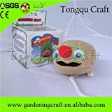 TQ-6012 DIY Craft For Wedding Return Gifts Bonsai Pot Mr Grass Head Lucky Nautical Wedding