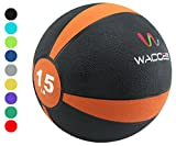 Wacces Weighted Fitness & Medicine Ball Muscle Driver, 15 lb