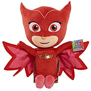 Amazon.com: Disney Junior PJ Masks Owlette Exclusive 20-Inch Plush: Toys & Games