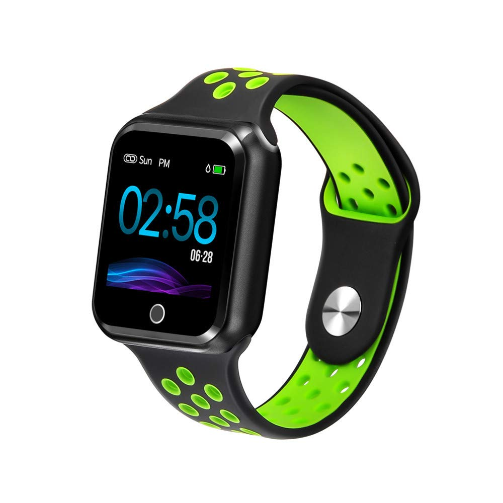 Amazon.com: Smart Watch Bluetooth S226 Heart Rate Smartwatch ...