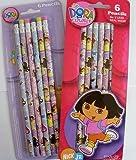 : Nick Jr. Dora the Explorer 6 Pencils