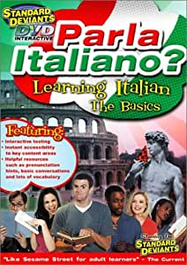 The Standard Deviants - Parla Italiano (Learning Italian - The Basics)